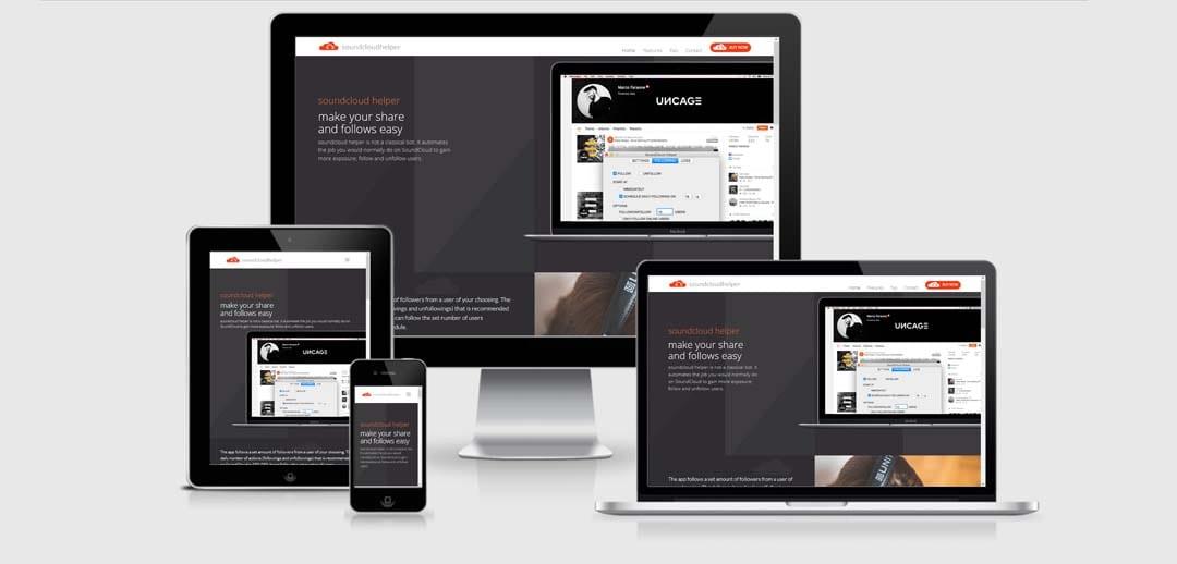 Software Website Design